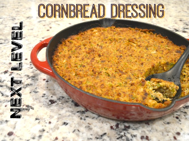 Cornbread Dressing iMovie