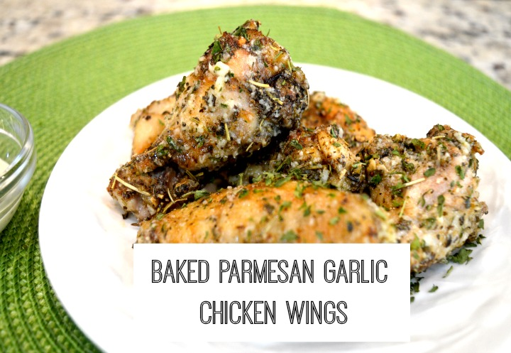 Parmesan Wings imovie