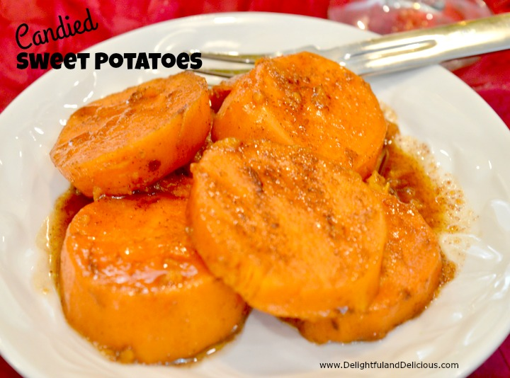 Candied Sweet Potatoes iMovie