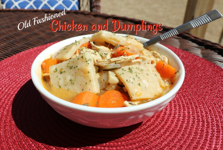 Chicken and Dumplings 2