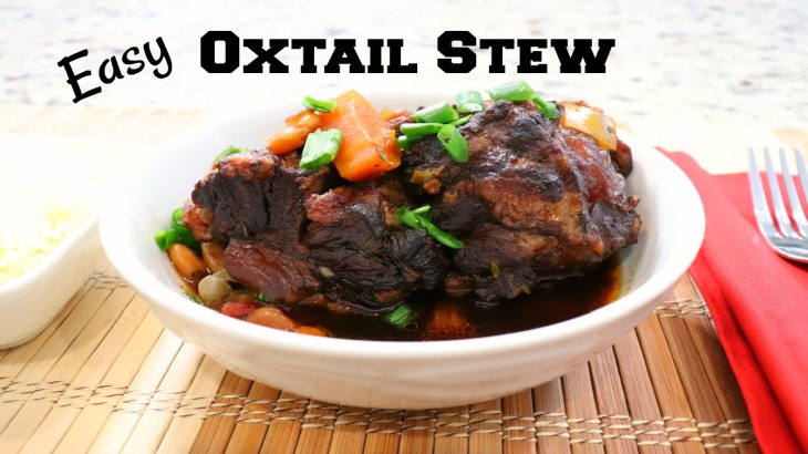Oxtail Stew - YT-2